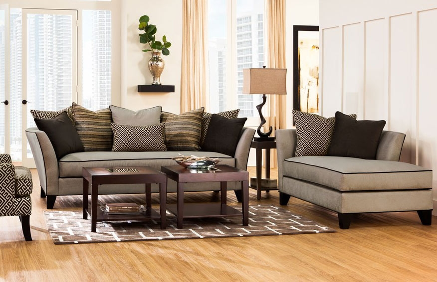Sofa Sets For Small Living Rooms Small Couches Sectionals