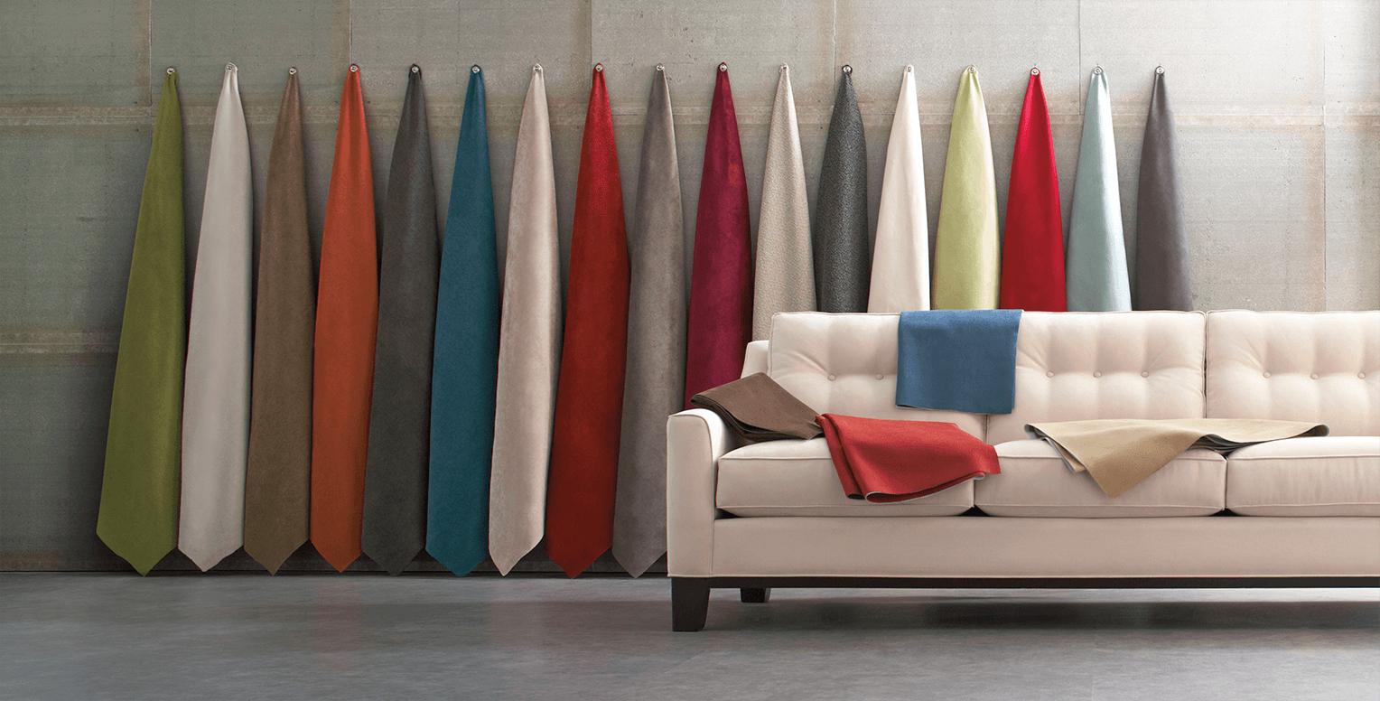 AboutUs Upholstered Sofa Image
