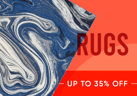 Rugs up to 35% off
