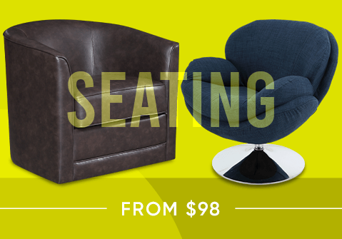 Seating from $98