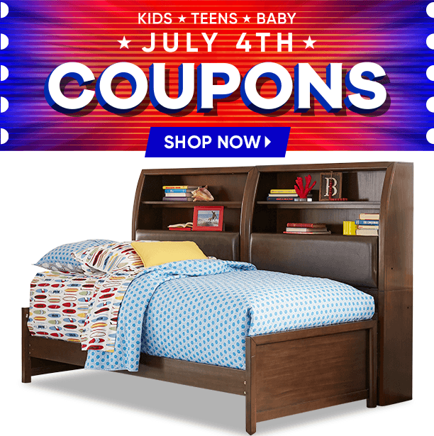 july 4th coupons. shop now