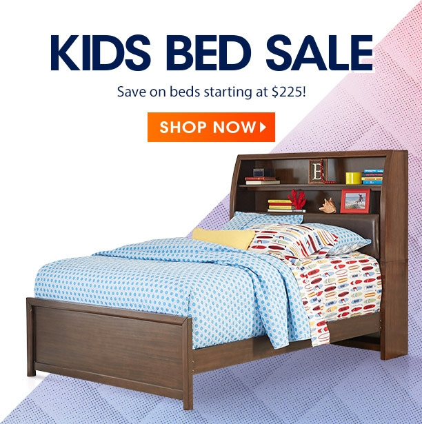 kids bed sale. save on beds starting at $224! shop now.