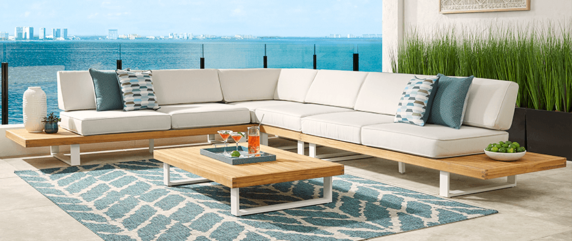 Generic Outdoor : Outdoor Seating Collections - Image banner section