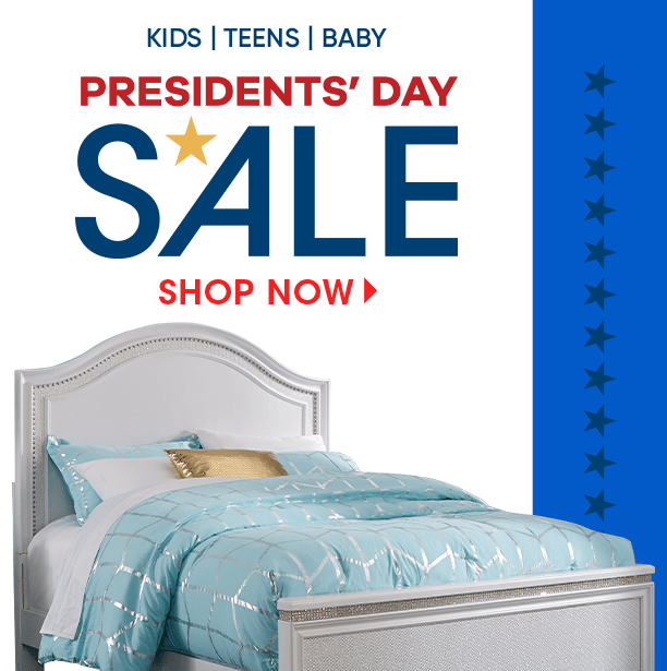 kids presidents day sale. shop now