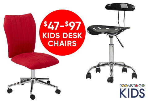 $47 - $97 Kids desk chairs