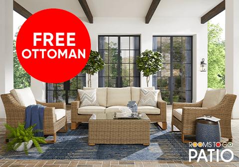 Free Ottoman