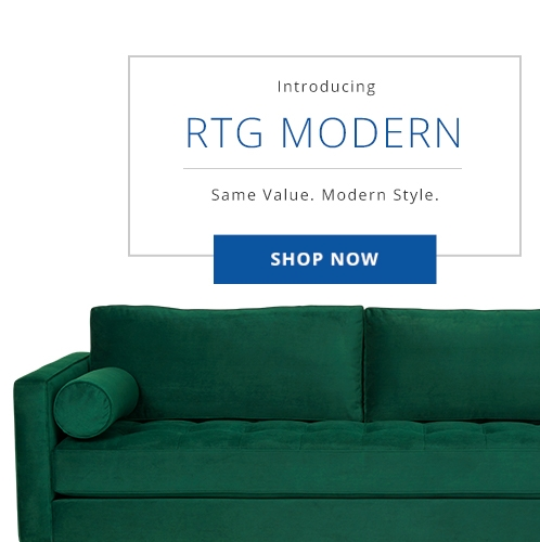 Introducing RTG Modern: Shop Now