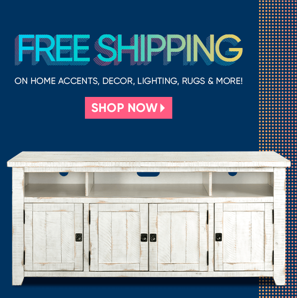 free shipping on home accents, decor, lighting, rugs & more. shop now