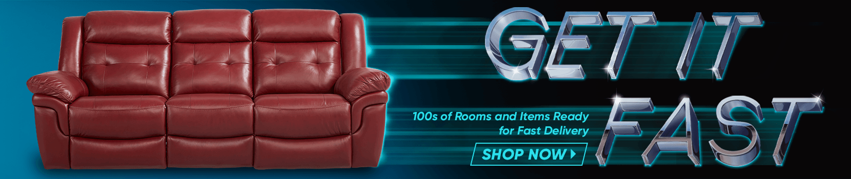 get it fast. 100s of rooms and items for fast delivery. shop now