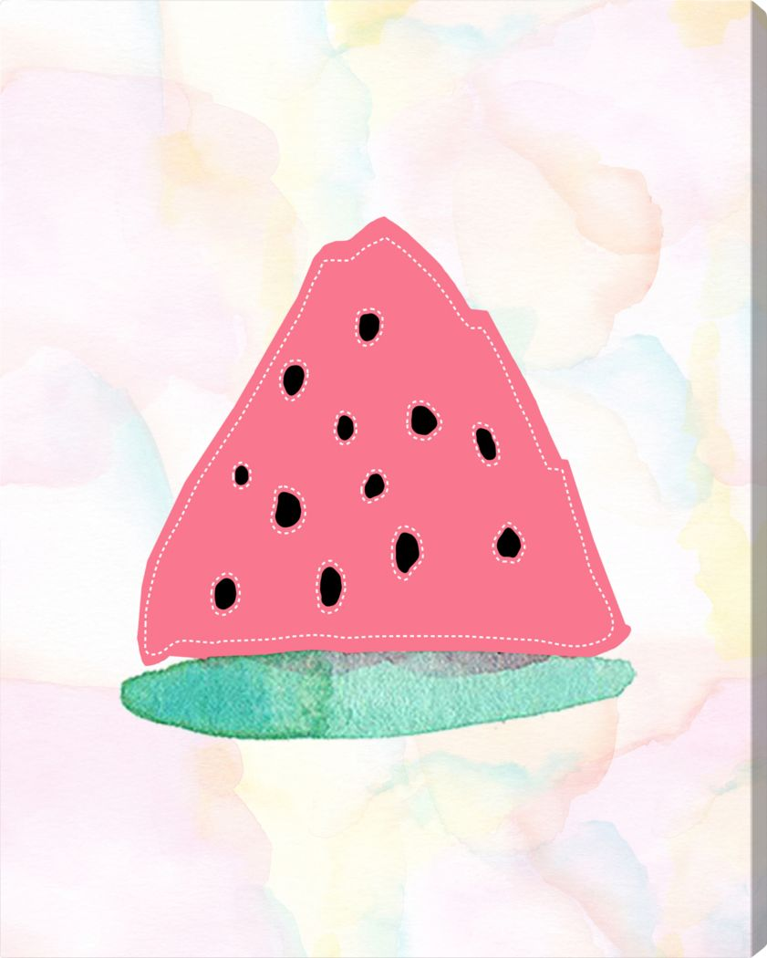 A Slice Of Sweetness II Pink Artwork