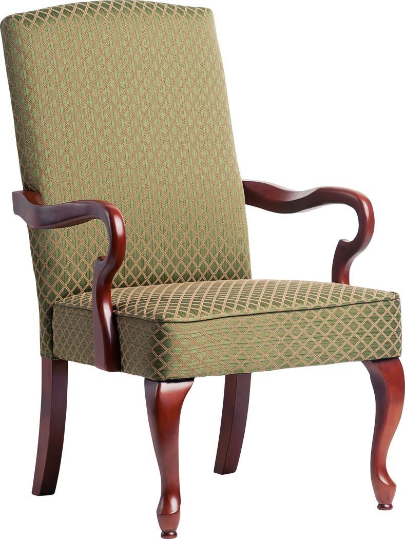 Abalon Green Dining Chair