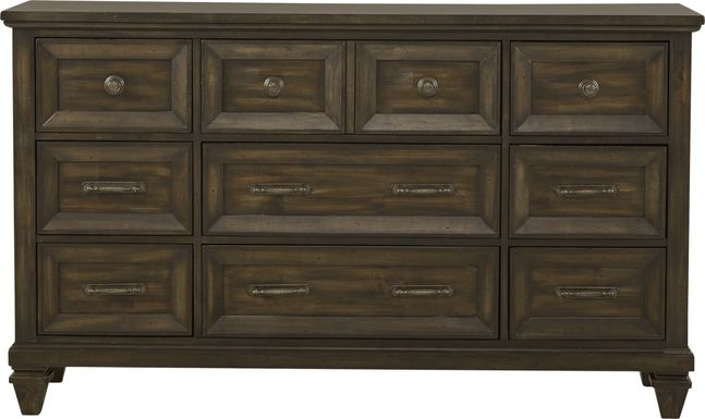 Abbeywood Brown Dresser