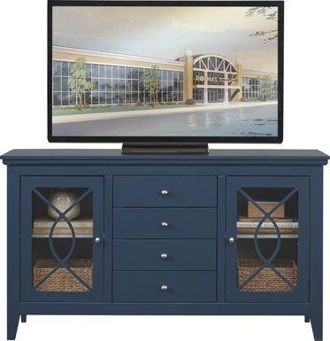 Abbie Navy 62 in. Console