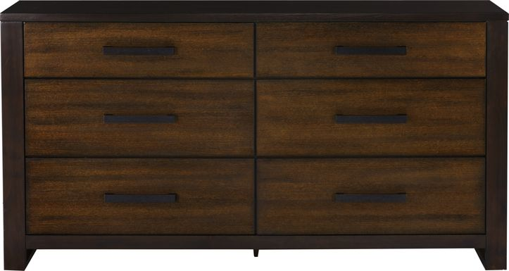Abbott Hazelnut Dresser