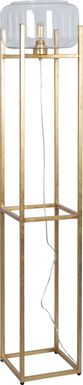 Aberlady Gold Floor Lamp
