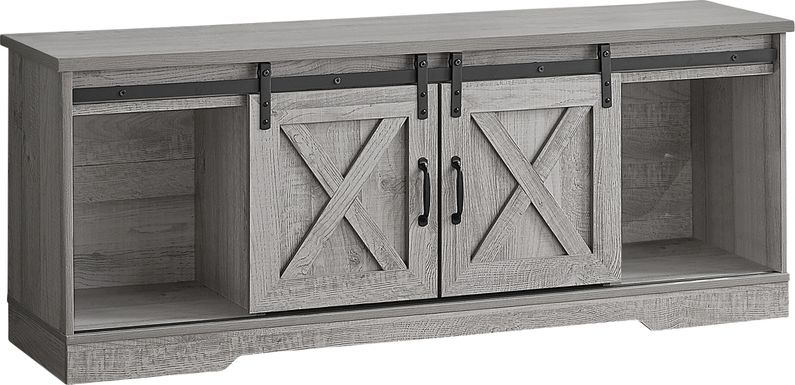 Accolyn Gray 59 in. Console