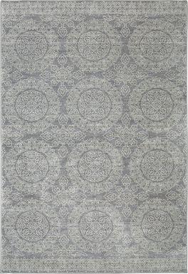 Acelia Gray 8' x 11' Rug