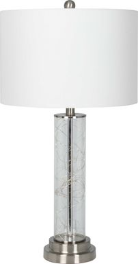 Acequia Lane Clear Lamp, Set of 2
