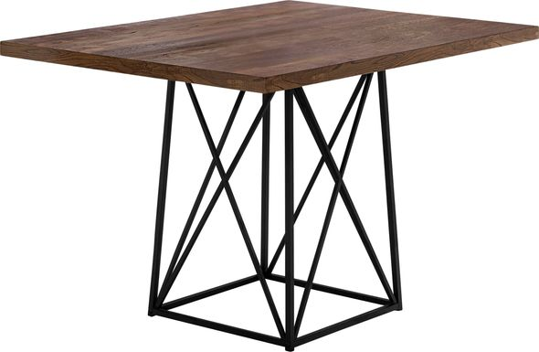 Addine Brown Dining Table