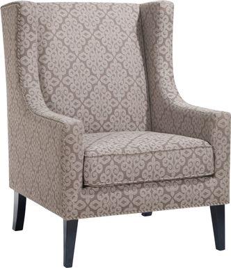 Addington Beige Accent Chair