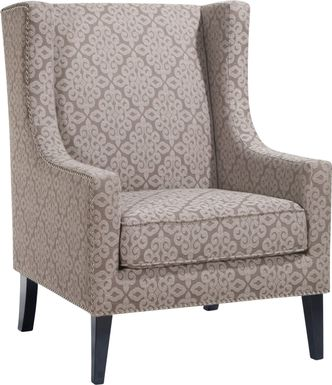 Addington Beige Accent Chair