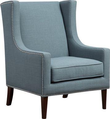 Addington Blue Accent Chair