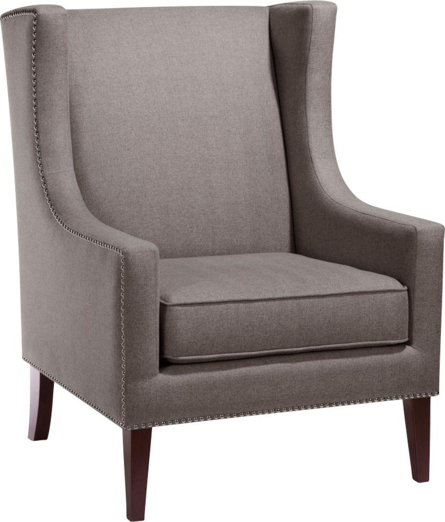 Addington Charcoal Accent Chair