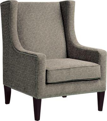 Addington Gray Accent Chair