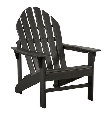 Addy Black Outdoor Chair