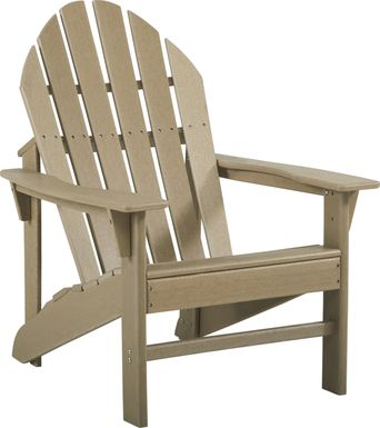Addy Brown Outdoor Chair