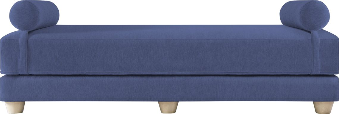 Adelaide Navy Blue Daybed
