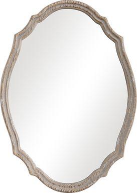 Adelard Ivory Mirror