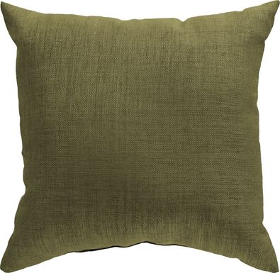 Adney Green Indoor/Outdoor Accent Pillow