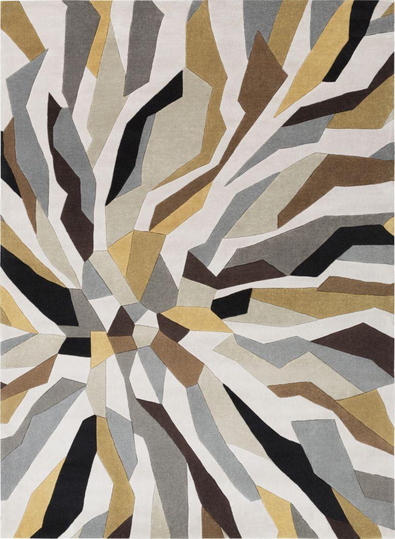 Adwin Ivory 8' x 11' Rug