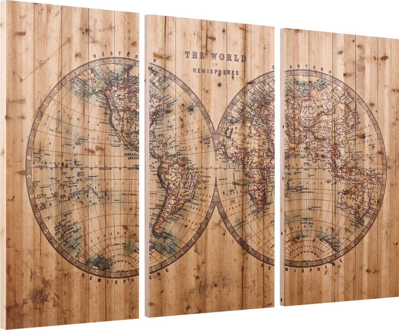 aged-world-map-set-of-3-artwork