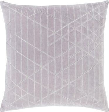 Ailise Gray Accent Pillow