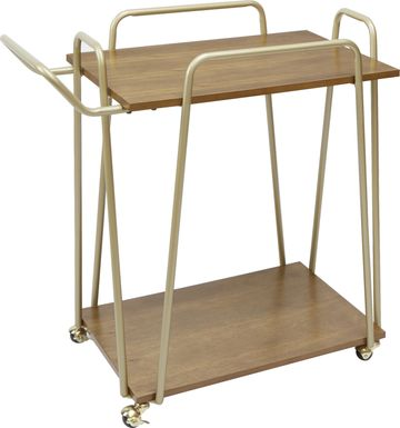 Ainsworth Gold Bar Cart