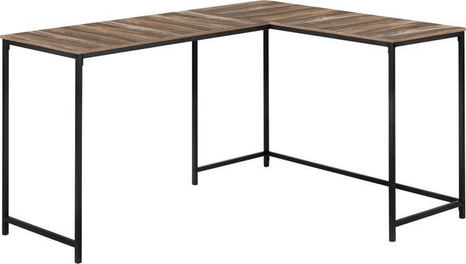 Airleigh Brown Desk