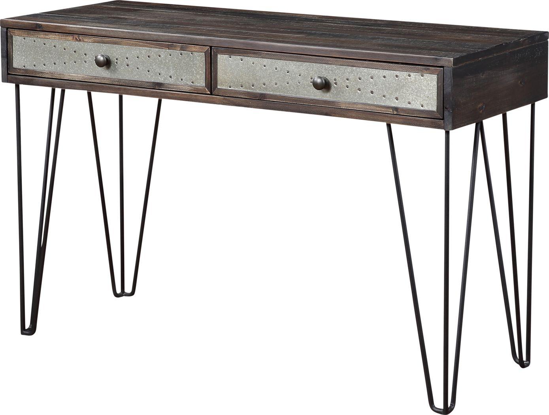 Airybrook Brown Sofa Table