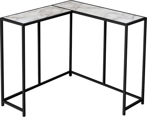 Aisquith Marble Sofa Table