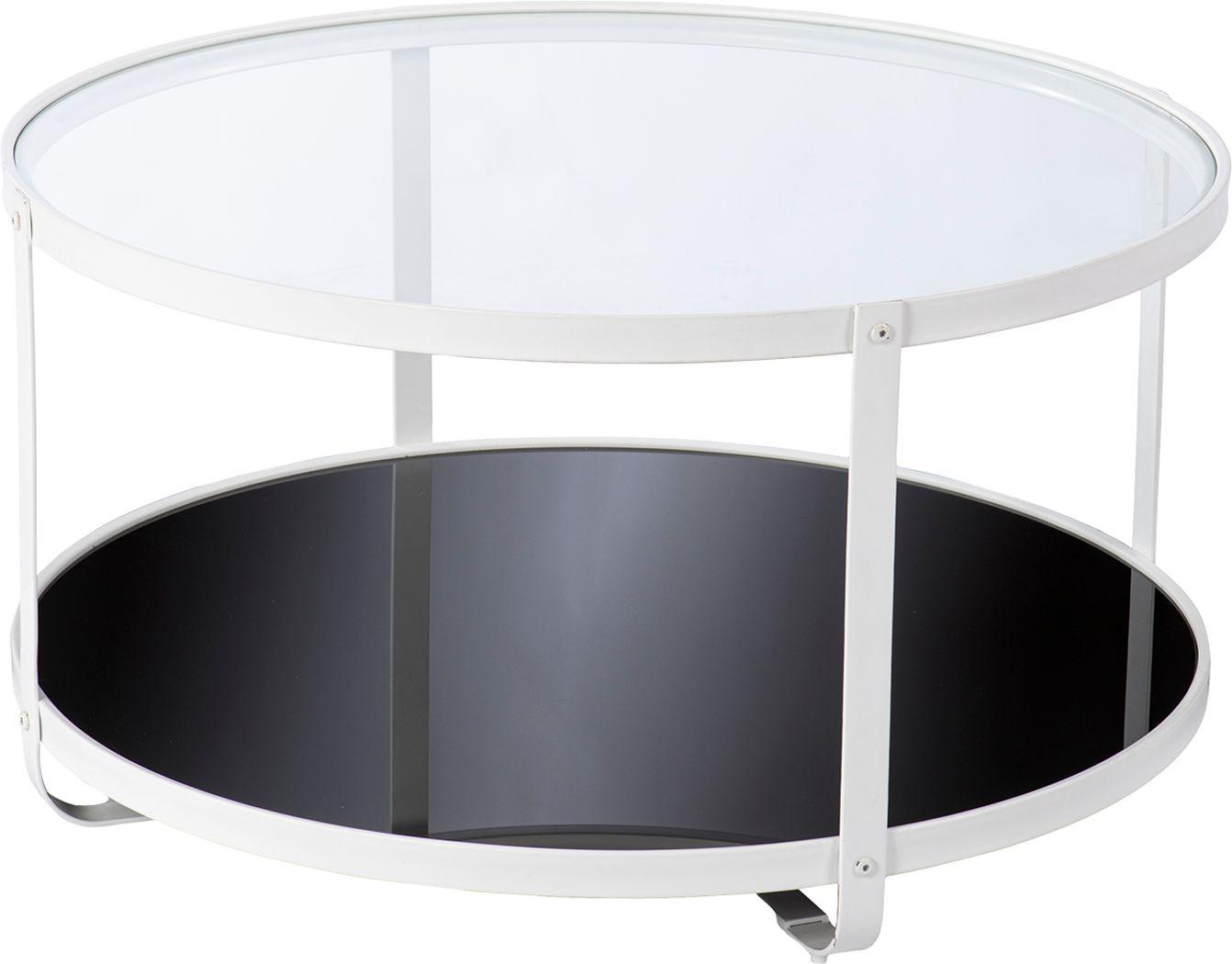 Alamance Black Cocktail Table