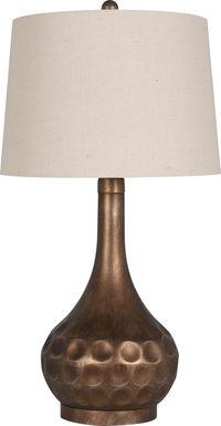 Alamosa Lane Copper Lamp, Set of 2