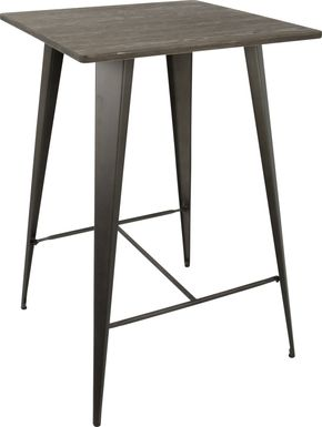 Aldersyde Espresso Bar Height Table