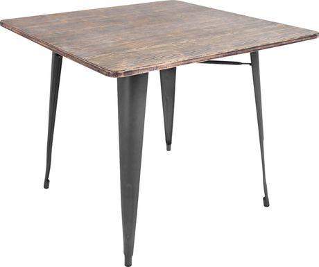 Aldersyde Gray Dining Table