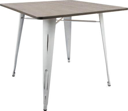 Aldersyde White Dining Table