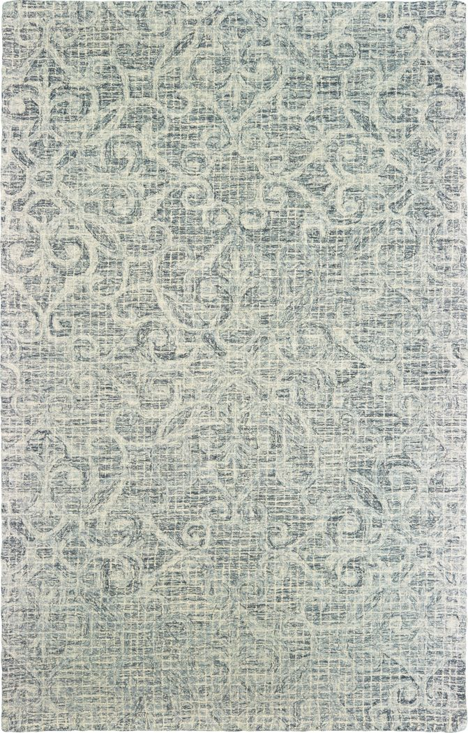Aldina Gray 5' x 8' Rug