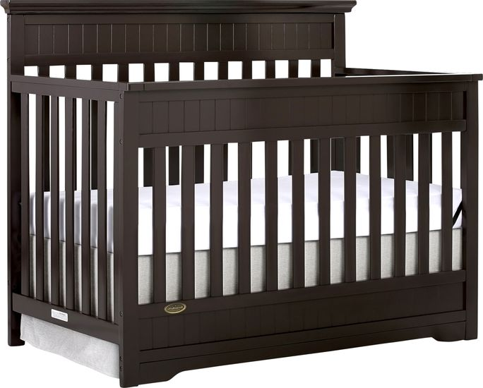 Convertible Cribs Offer Long Use as Your Child Grows