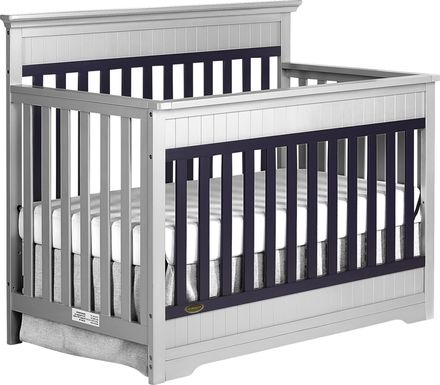 Aldridge Platinum Convertible Crib