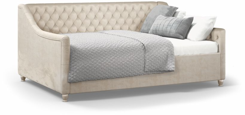 Alena Champagne 3 Pc Twin Daybed