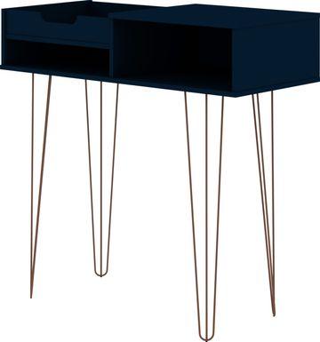 Alexito Blue Sofa Table